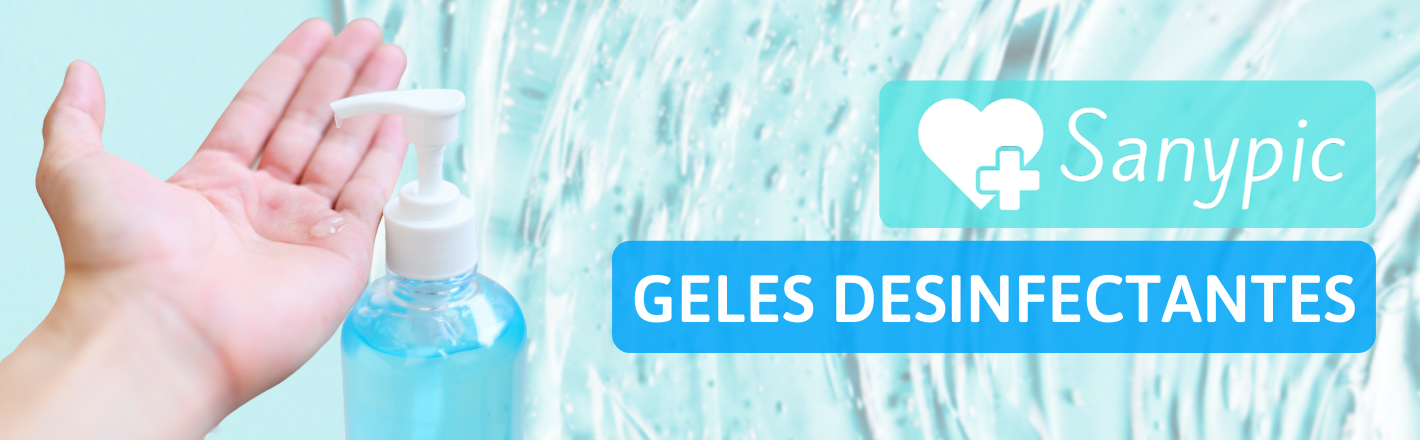 banner portada sanypic geles desinfectantes 1